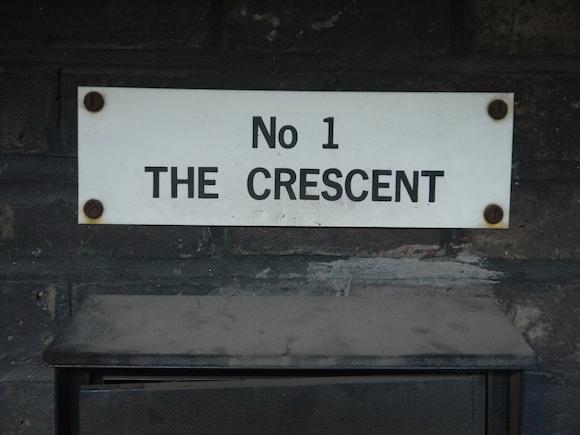 No 1 the crescent
